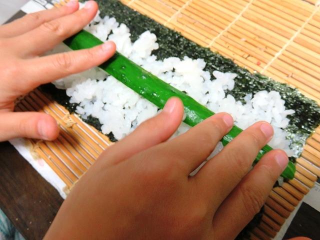 巻き寿司,恵方巻き,レシピ,具材,縁起,開運